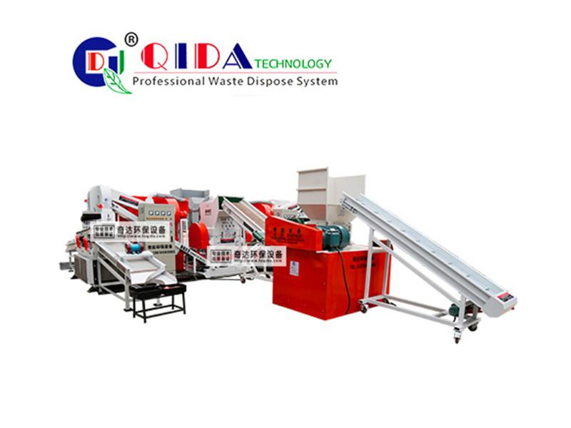 QD-800SA Automatic Dry-Type Copper Wire Crusher