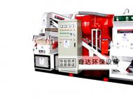 QD-600C Automatic Dry-Type Copper Wire Crusher