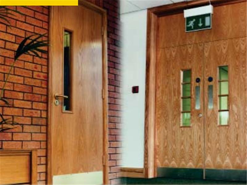SR Series Fire Rated Doors