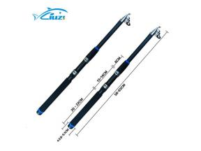 High Quality Glassfiber Telescopic Sea Fishing Rod