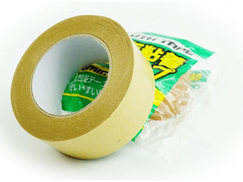 Express Delivery Carton Sealing Brown Kraft Paper Gummed Tape