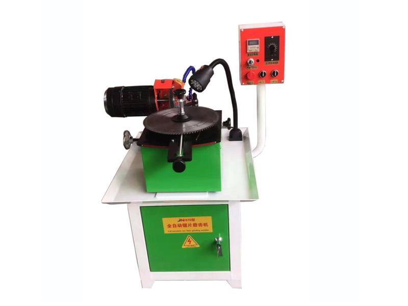China Low Price Mini Portable CNC Automatic/Manual Hss Circular Saw Blade Sharpener Gear Tooth/Teeth