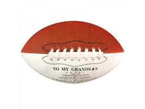 2020 Machine Stitch Ball Match Rugby Size 9 Leather American Football