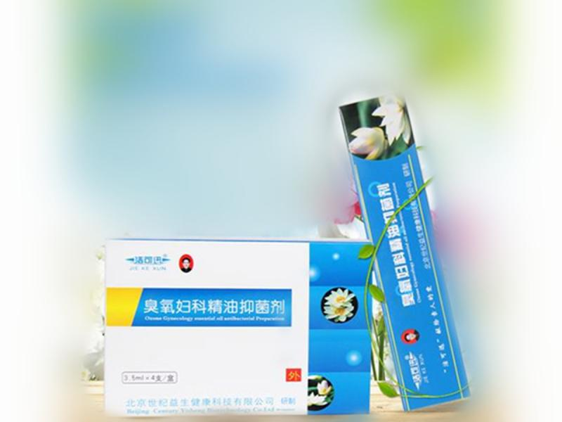Jie Ke Xun Gynecological Essential Oil Bacteriostatic Agent