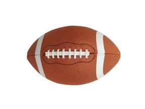 New Design Custom Printed Rugby Super Grip American Football
