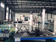 Durability Test Bench for Automobile Steering Column Adjustment Mechanism