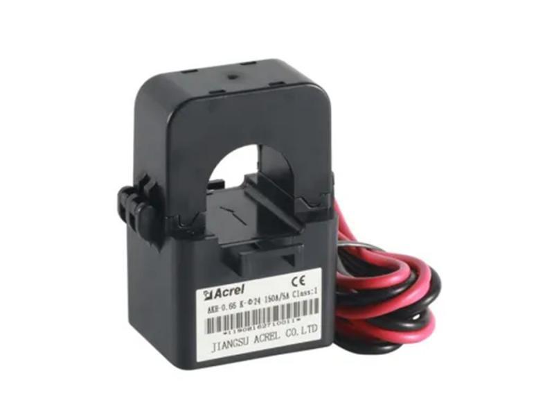 Acrel AKH-0.66-K-24 150/5A 0.66kv 600V Low Voltage Toroidal Split Core Current Transformer CT Sensor