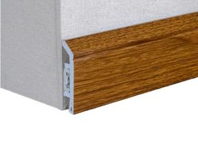 Hot Sale Fire Resistant Skirting Board Walnut, Impact Resistant Skirting Board