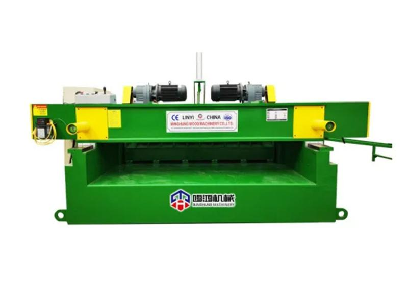 Face Veneer Peeling Machine Wood Veneer Cutting Machine