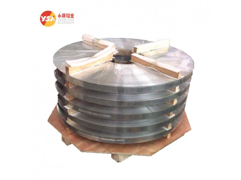 Thin Aluminum 1070 Foil Strips for Armouring Cables