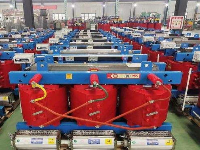 National Standard All Copper Dry Insulation Transformer