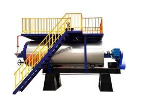 Environmental Friendly and Pollution-Free High Temperature Machine for Large and Medium-Sized Slaugh