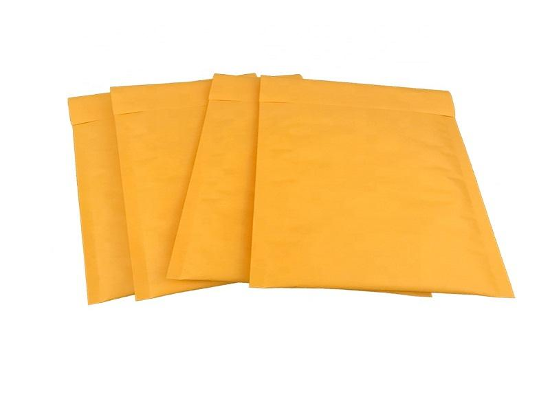 High Quality Self-seal Kraft Bubble Envelope Kraft Bubble Mailer Padded Envelope for Shipping Packag