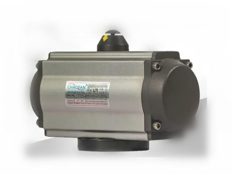AT Series Rack and Pinion Pneumatic Actuator
