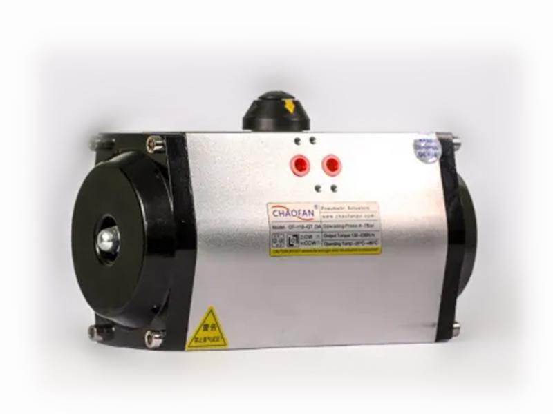 GT Series Rack and Pinion Pneumatic Actuator