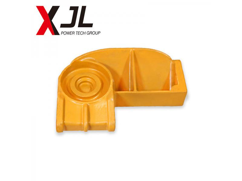 OEM Forklift Truck Wheel Carrier in Investment /Lost Wax/ Precision/Gravity/ Metal Casting
