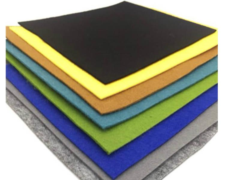 Custom-designed Colorful Acoustic Felt
