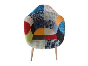 Dining Chair Vintage Chairs Modern Room Rattan Steel Leg Hotel Button Nordic Price Luxury Furniture