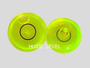 Glass Circular Spirit Level Bubble GC10-1895