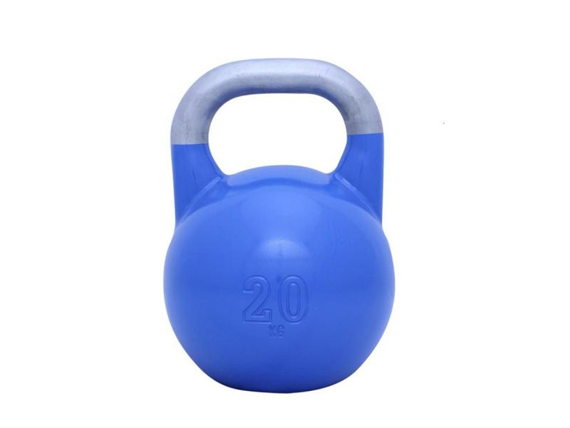 Rizhao Factory Supply Steel Competition Kettlebell for Weightlifting