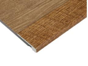 Flooring Accessories PVC Carpet Reducer L Shape Floor Trim