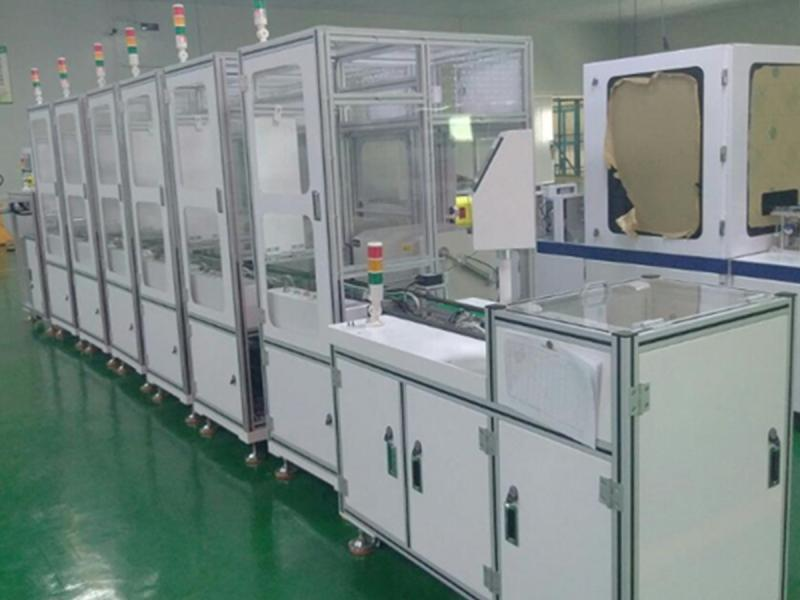 Material Testing Equipment for 3C Product Main Board
