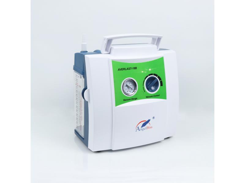 Rechargeable Surgical Suction Machine (Averlast 25B)