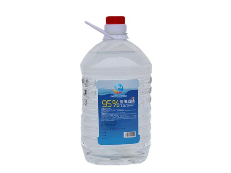 95% Alcohol for Medical Use 2000ml
