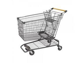 210L American Quality Guarantee Supermarket Shopping Cart
