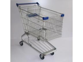 210L German Best Selling Escalator Supermarket Shopping Carts