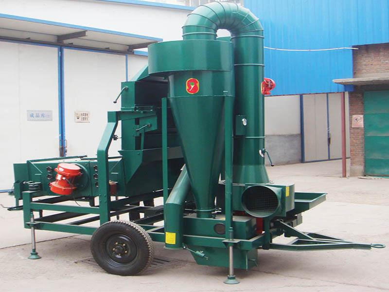 5xhc Series Grain Seed Air Screen Cleaning Machine