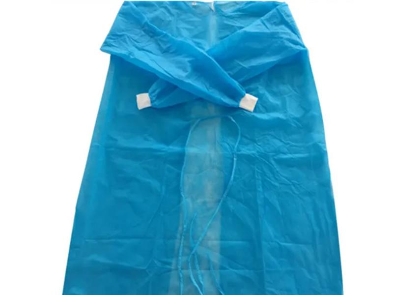 Disposable Non-Woven Civil Protective Clothing