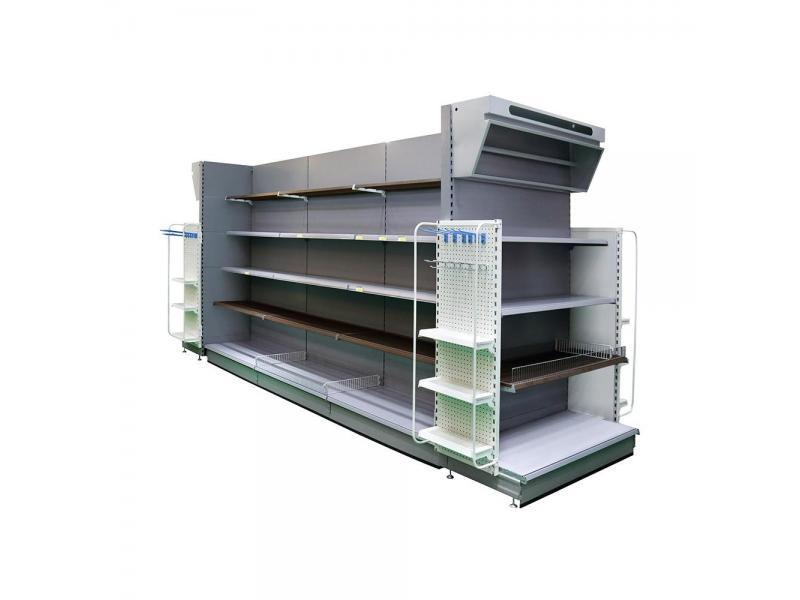 Wholesale Heavy Duty Goods Storage Shelf for Supermarket