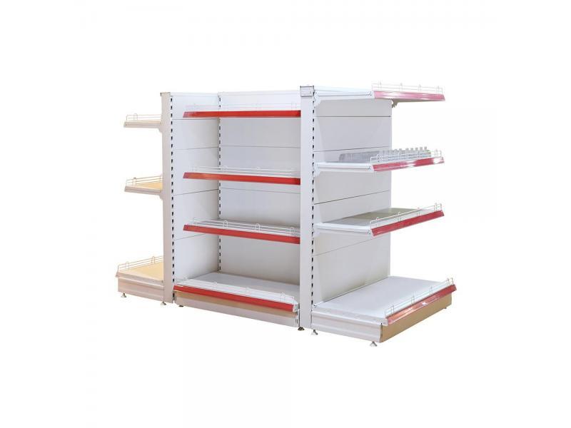 Gondola Supermarket Shelves Convenience Store Shelf