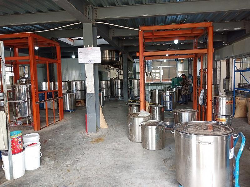 Jiujiang Ju Hong New Materials Co., Ltd