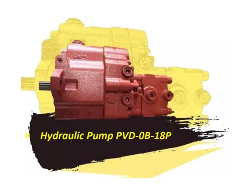 NACHI Mini Hydraulic Pump PVD-0b-18p