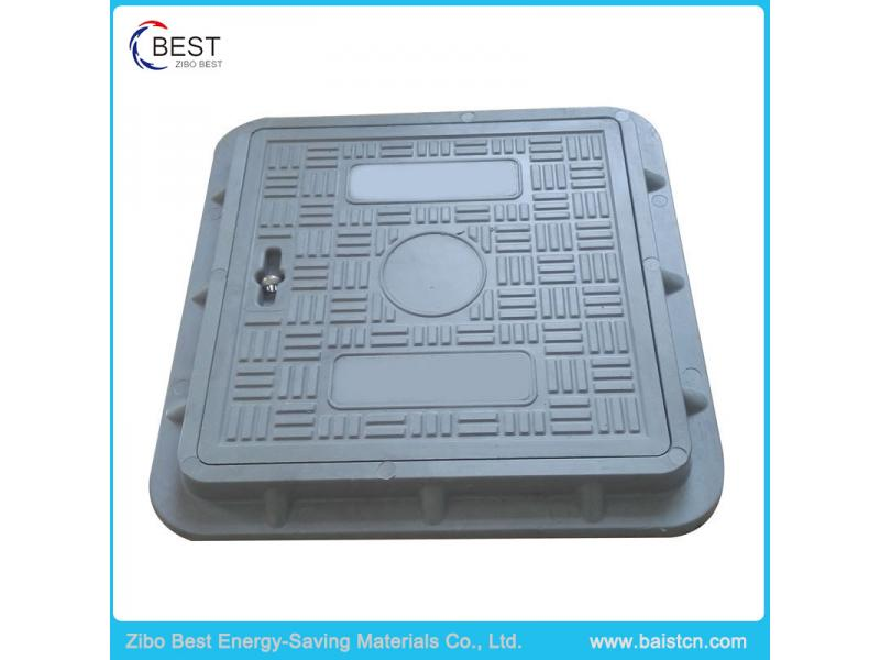 300x300mm A15 SMC Manhole Cover with HIgh Quality