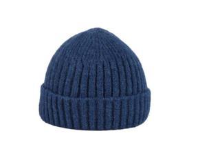High Quality Classic Beanie Unisex Winter Acrylic Woolen Hat Cuff Knitting Cap