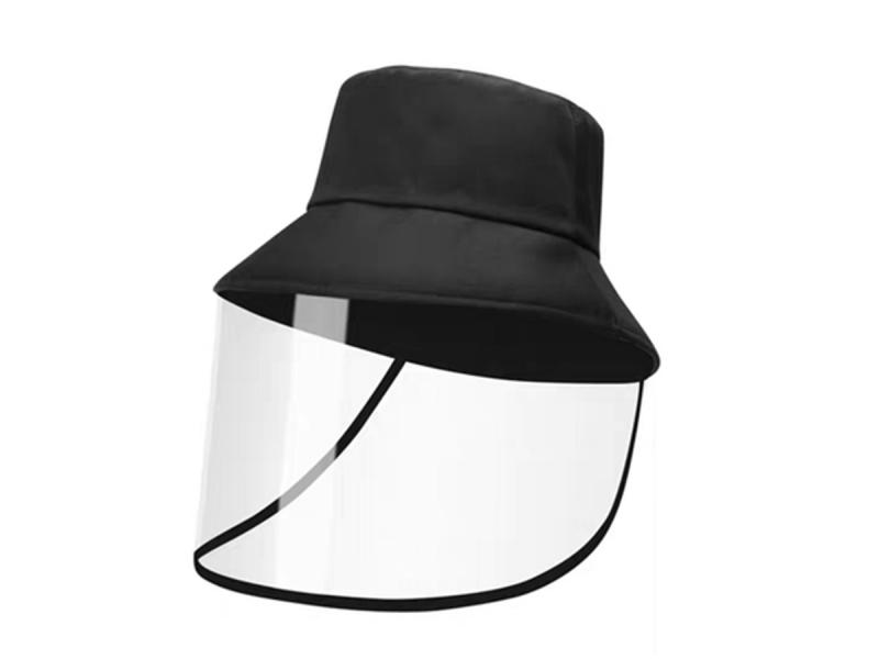 Face Protection Face Shield Prevention Protection Bucket Hat