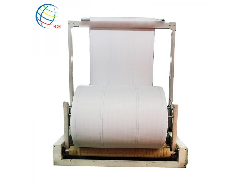 PP Woven Fabric Rolls / Coils for Super Sacks / Big Jumbo Bag Packing Sand and Fertilizer