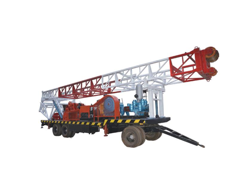SP-600A Drilling Machine