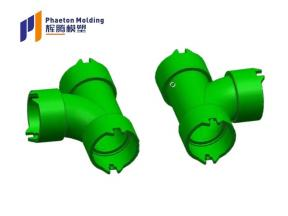 Customized Plastic Molds for Pipes