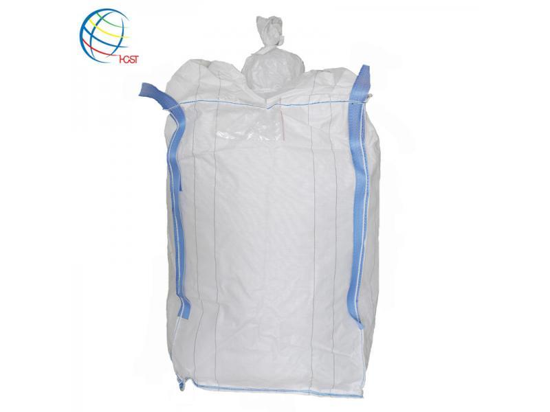 1000kg Polypropylene Woven Sack PP Maxi Bulk Fibc Container Big Jumbo Bag for Sand Cement Mineral Co