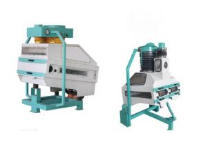 Seed Cleaner Machine Grains Cleaner for Seeds Maize Wheat Destoner Cleaner