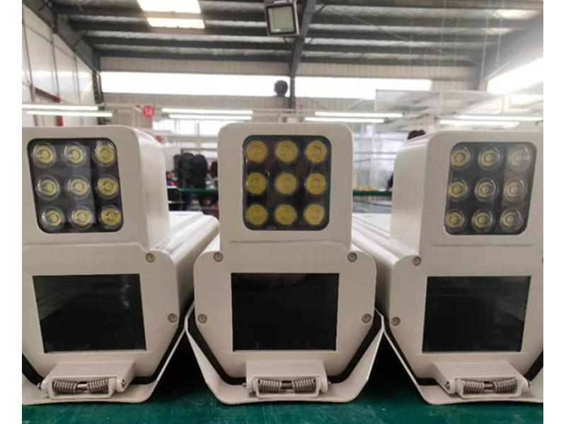 CCTV Camera Housing Enclosure for Road Monitoring Car License Recognition