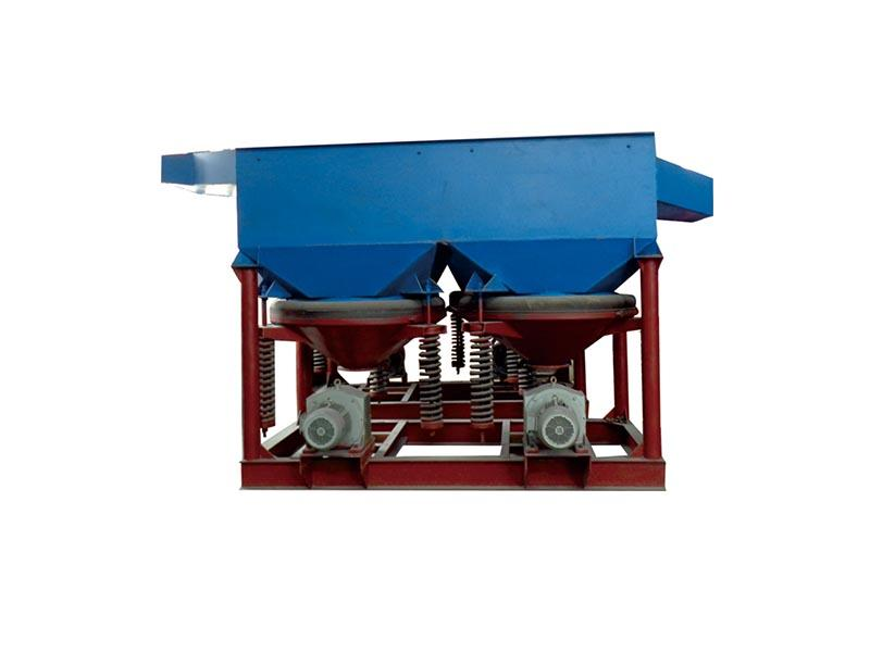 Mineral Processing Plant Gold Jigging Concentrator Mining Separator Jig Machine