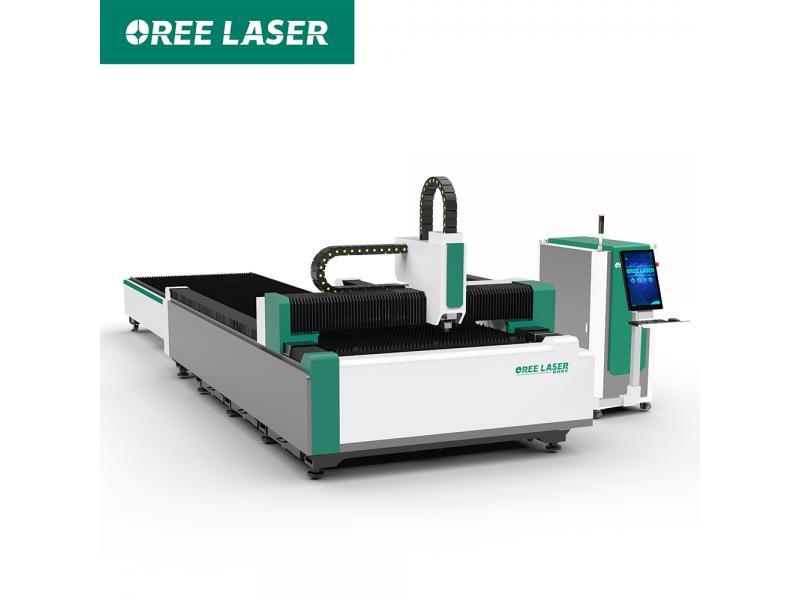 Factory Direct Fiber Laser Cutting Machine for Metal
